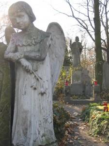 Poznań ul. Szpitalna (listopad 2003r.)