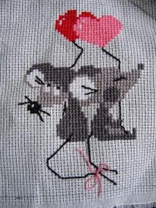 Dwie myszki (2008r.)