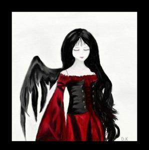 cygański anioł