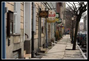 stare miasto ul. Żydowska