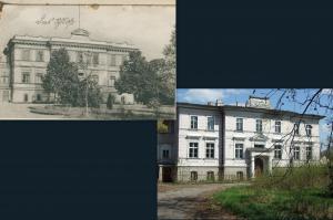 pałac w Niepruszewie