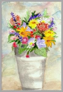 kwiaty 2009r.