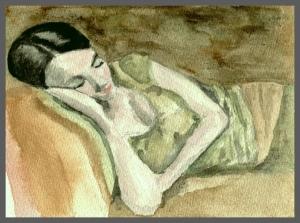 Śpiąca (sierpień 2009r.)