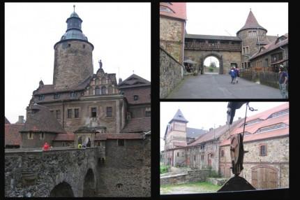 Zamek Czocha,wakacje 2009r.