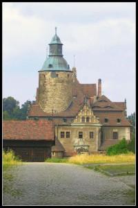 Zamek Czocha, wakacje 2009r.