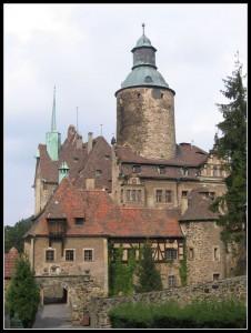 zamek Czocha wakacje 2009