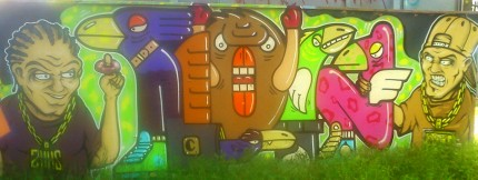 graffiti 2013r.