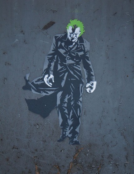 graffiti, Poznań cytadela 2013r.