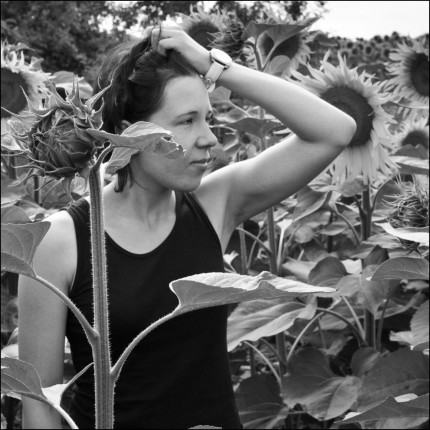 Kobieta w turbanie 2013r.