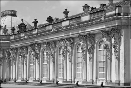 Poczdam 2013r. Sanssouci