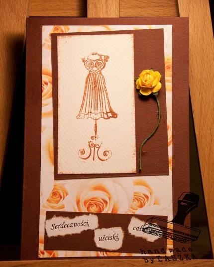 kartka urodzinowa 2013r.