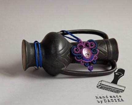 wisior kobalt 2014r.