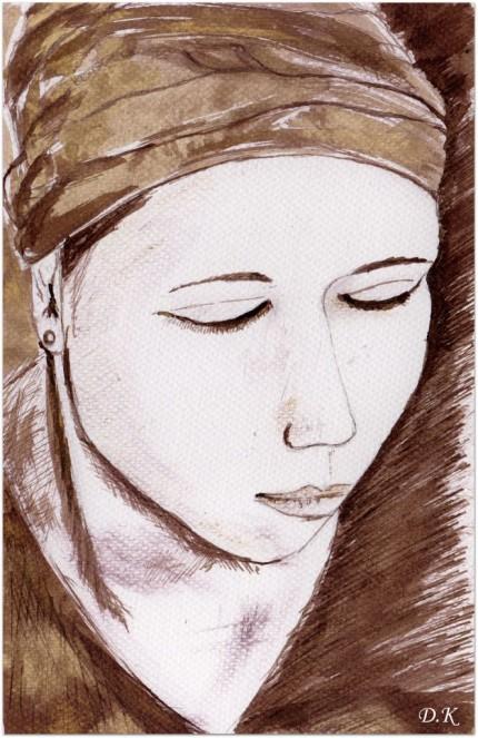 kobieta -piórko 2014r.