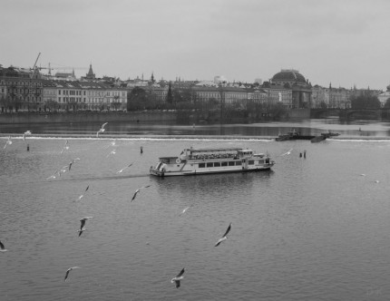 Praga, grudzień 2014r.